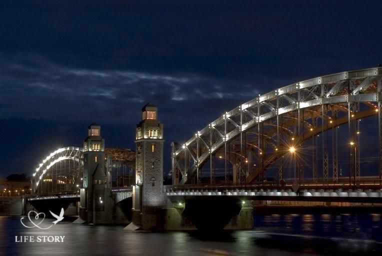 Свидание в башне моста