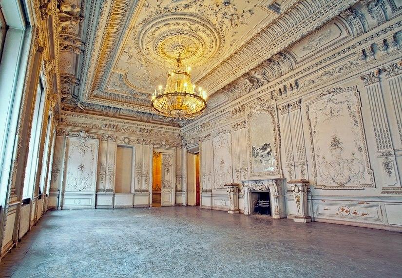 дворец брусницыных
